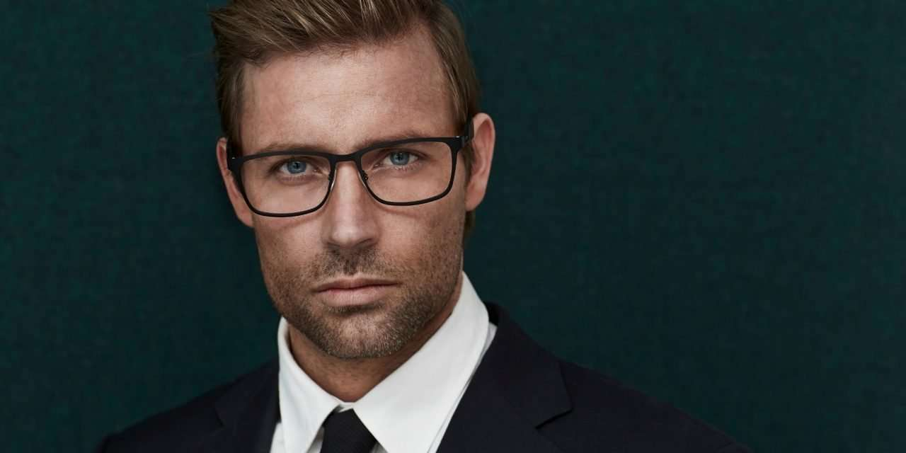 How To Look GREAT In Glasses   Find The Best Men's Eyeglasses