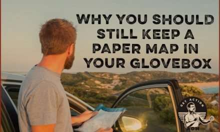 7 Reasons You Should Still Keep a Paper Map in Your Glovebox