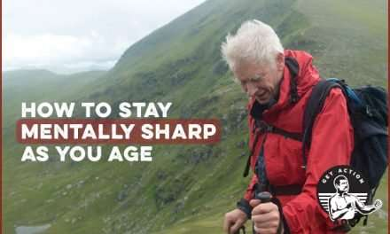 2 Keys to Staying Mentally Sharp as You Age