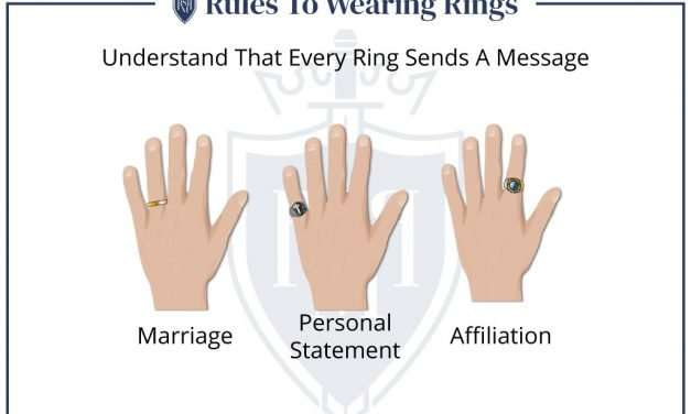 5 Rules To Wearing Rings (How Men Should Wear Rings)   Ring Finger Symbolism