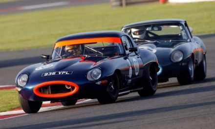 The Classic to Display all 13 E-type Supermodels at Silverstone