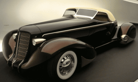 James Hetfield's Car Collection Featured at Petersen Automotive Museum