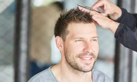 How To Cut Your Hair At Home (7 Step Tutorial)