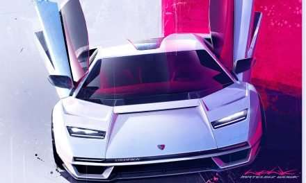 A Closer Look at the Newly Launched Lamborghini Countach LPI 800-4
