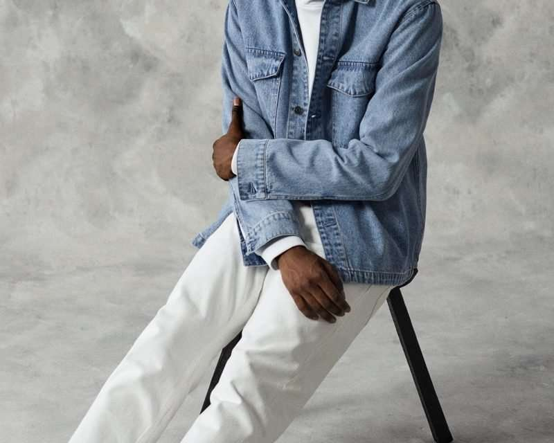 Casual Vibes: Diogo Gomes Models Mango