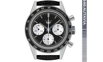 What's on a Racer's Wrist? Looking at 5 Racing Heuer Watches