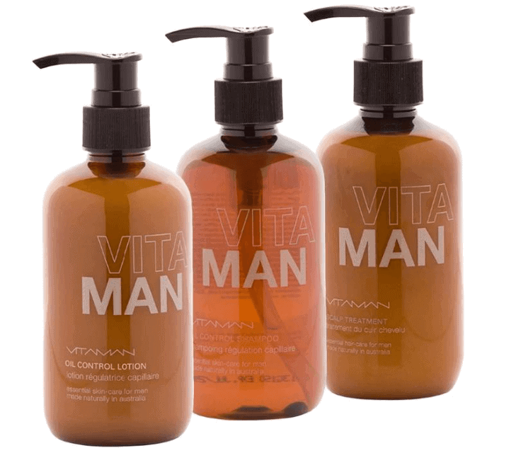 hair products how to brush men's hair