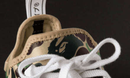 A Closer Look at the Upcoming A Bathing Ape & adidas…