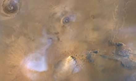 Dust Storms on Mars Continue to Make the Planet Drier
