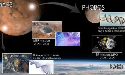 Japan's Mission to Phobos Will Also Bring a Sample Home by 2029