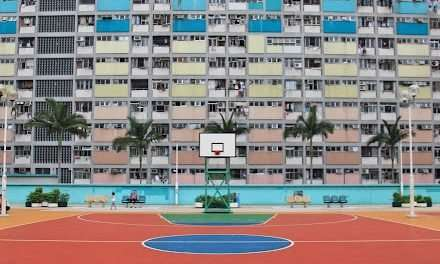 walls-to-the-ball:  stunning pictures of roof-top basketball…