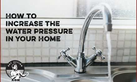 How to Increase the Water Pressure in Your Home