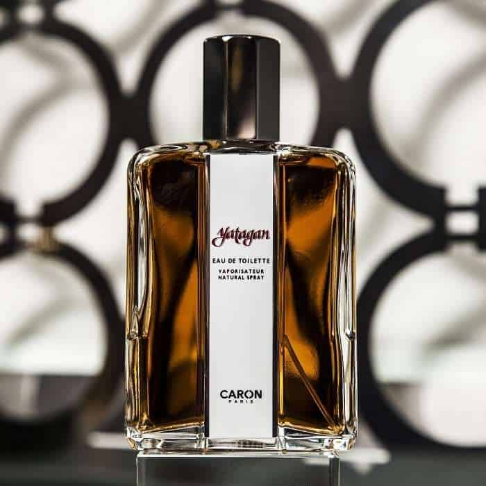 yatagan cologne on stand most masculine colognes