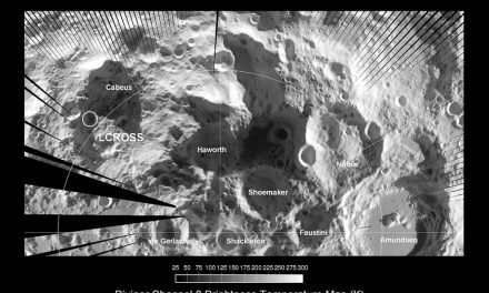 NASA's VIPER Rover Will Hunt for Water Near Nobile Crater at Moon's South Pole