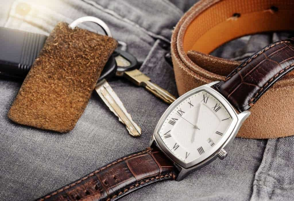Watch-And-Belt