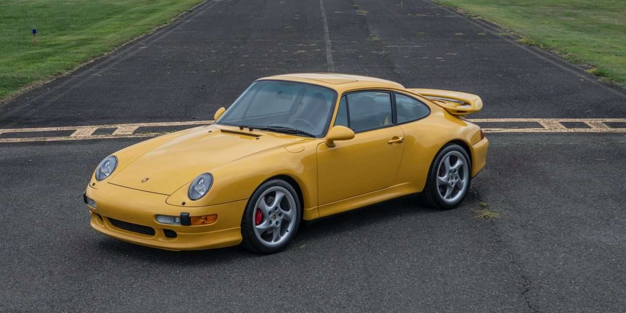 Collecting Cars Offers Low Mileage 1997 Porsche 911 Carrera 4S