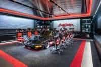 A CAR LOVER'S CONFERENCE ROOM: When it comes to high-powered meetings, Barrett-Jackson delivers