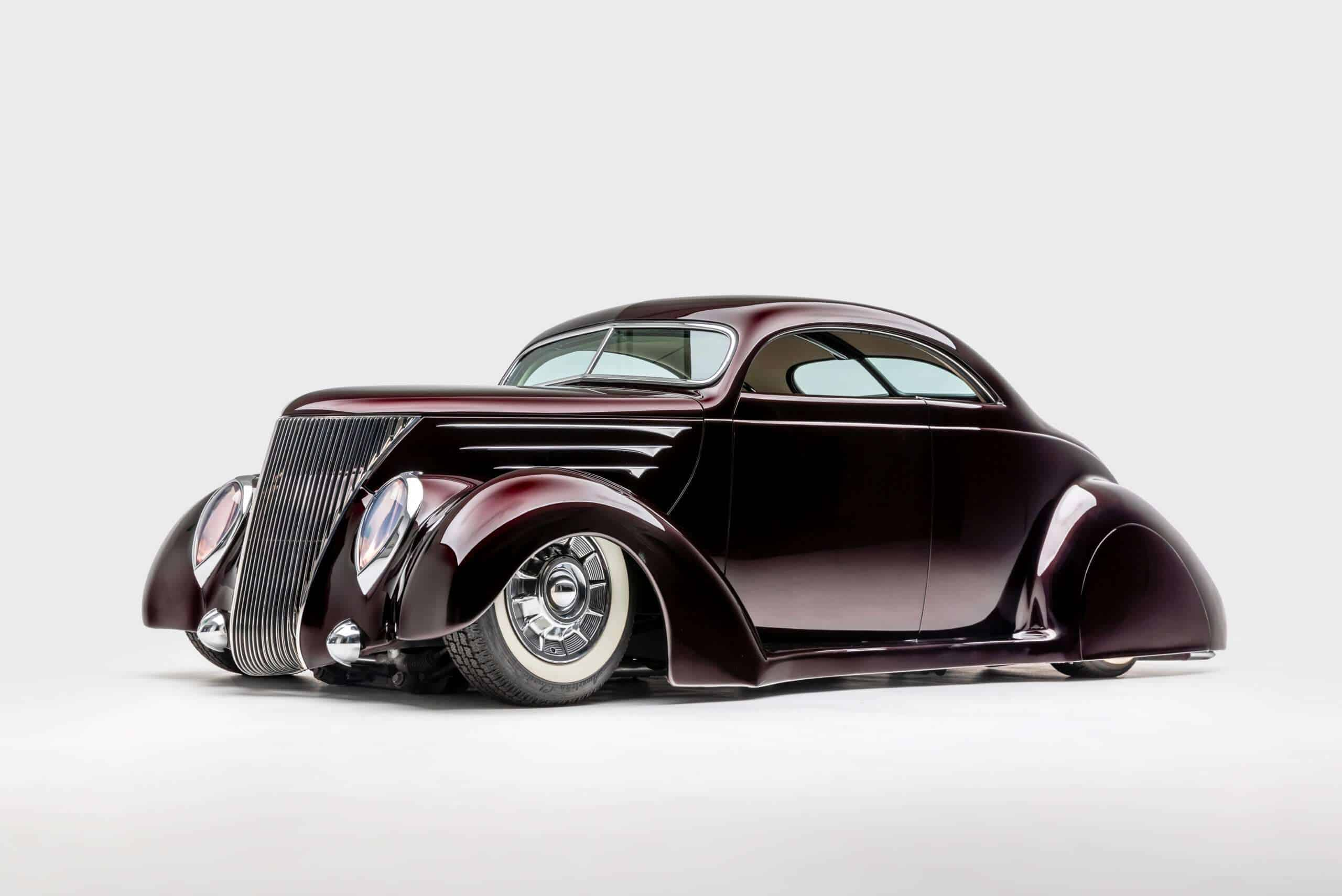Crimson Ghost (1937 Ford Coupe)