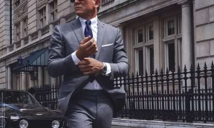 Daniel Craig Fronts OMEGA Campaign for 007 'No Time to Die'