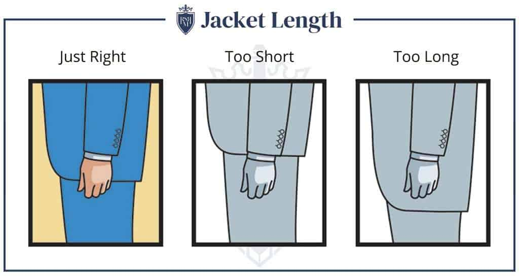 getting the right jacket length is one of the best clothing hacks for guys