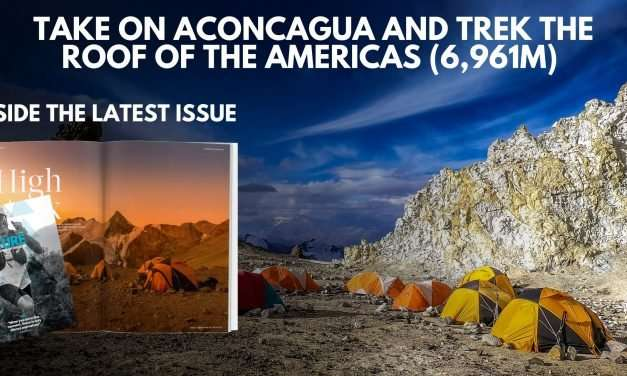 Watch: A journey to the summit of Aconcagua