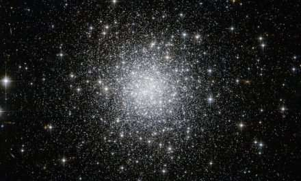 The Large Magellanic Cloud Stole one of its Globular Clusters