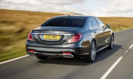 The current Mercedes-Benz S-Class might be on its way out, but it's still a solid car