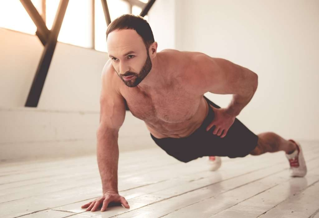 Man-Exercising - communicate with confidence