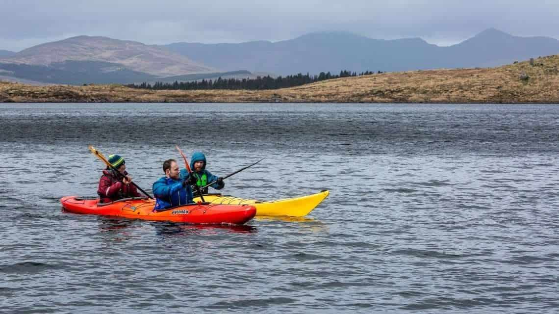 The beginners' guide to kayaks and canoes