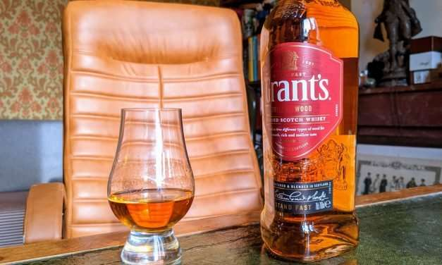 Grant's Triple Wood (Previously Family Reserve) Blended Scotch Whisky Review