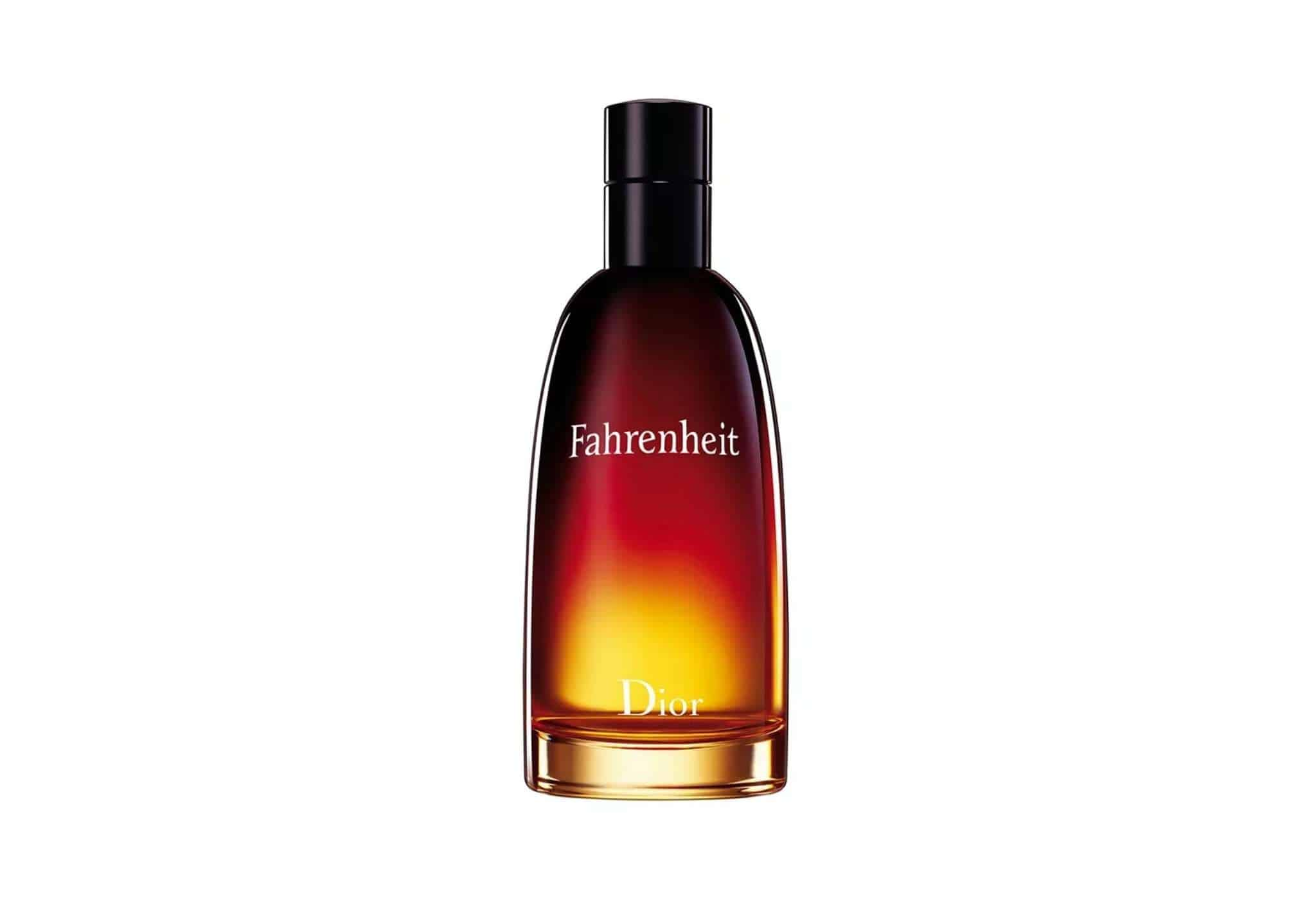 Dior Fahrenheit guarantees compliments from women