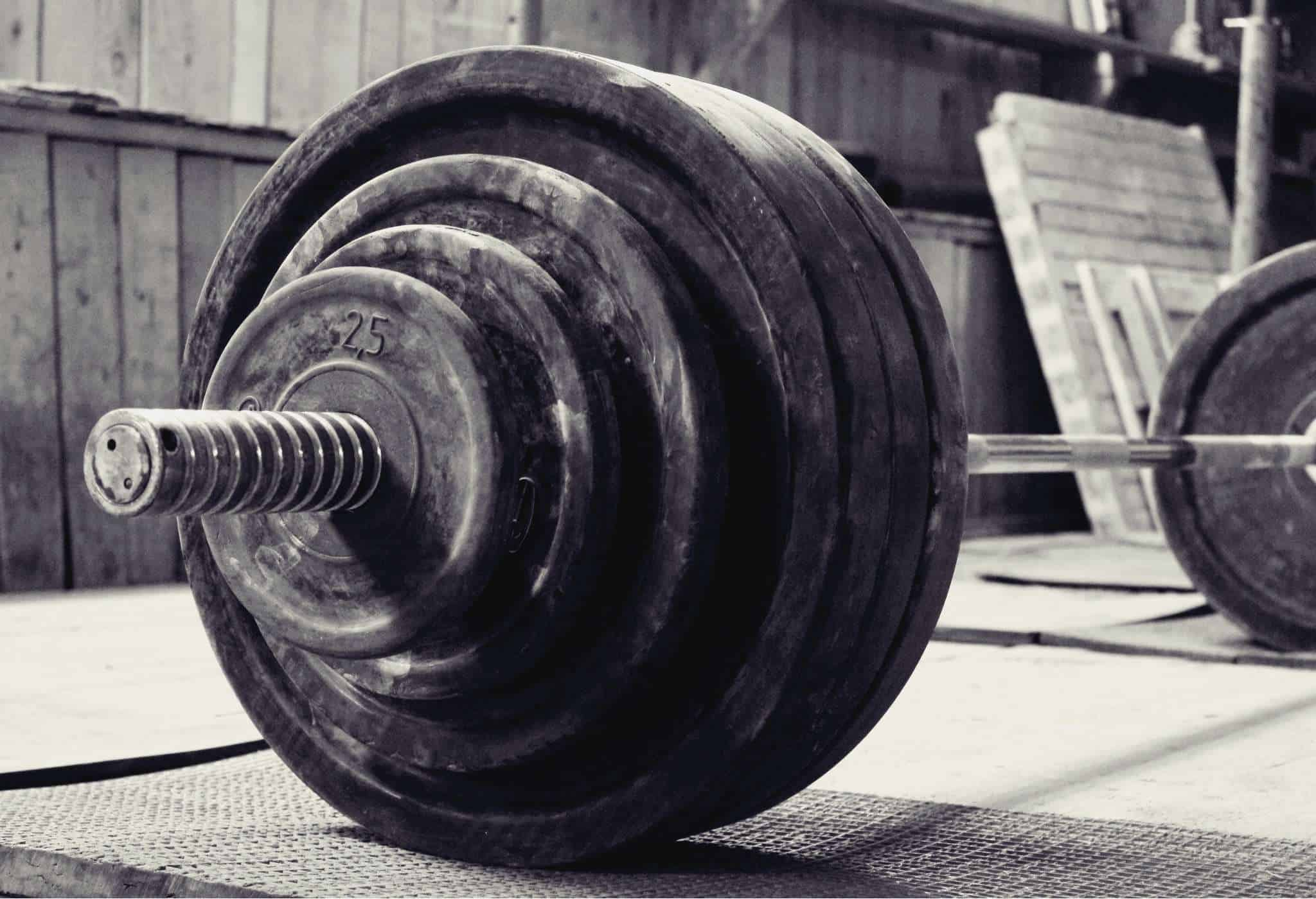 lifting weight is an advice i would give younger self