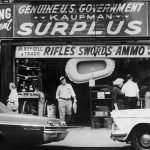 The Rise and Fall of the Army Surplus Store