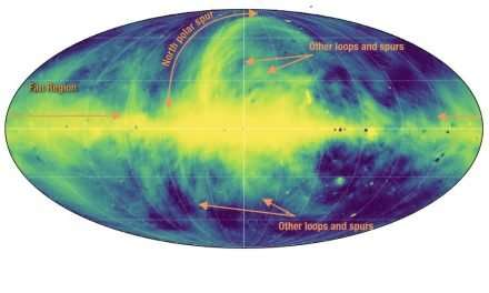 A Magnetic Tunnel Surrounds the Earth