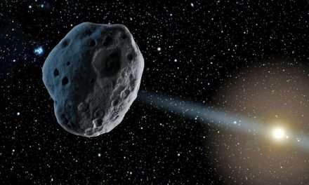 You Can Blow Up an Asteroid Just a few Months Before it Hits Earth and Prevent 99% of the Damage