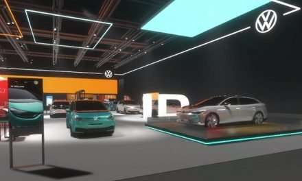 Volkswagen's virtual motor show is the closest we'll get to an actual display